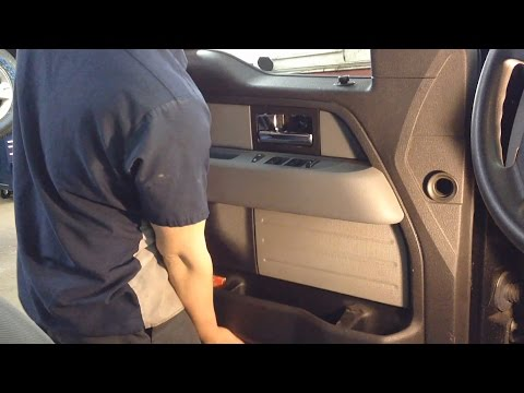 Windstar Removal No Heat Ford Door Blend Actuator