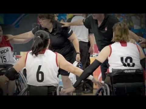 London Calling - Part 2: Roster Breakdown - Canadian Women's Wheelchair Basketball Team