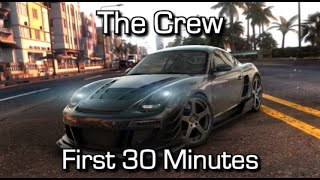 The Crew - First 30 Minutes (Full Game) - Xbox One