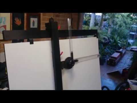 ZUCOR M45/S Drafting Table