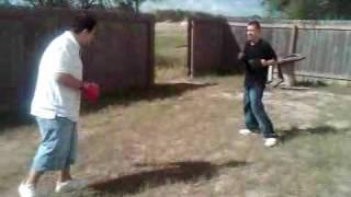 backyard brawls