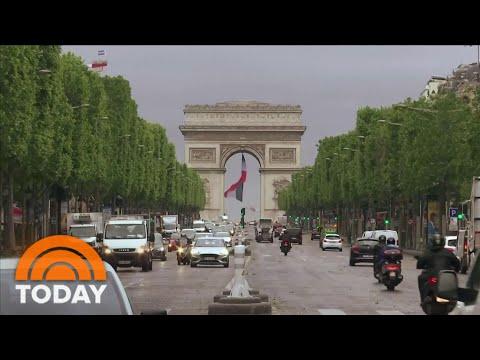 Paris Comes Back