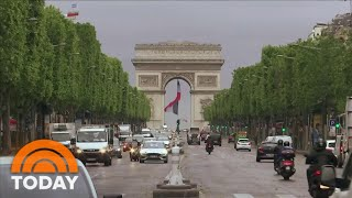 Paris Comes Back To Life As France Eases Its Coronavirus Lockdown | TODAY