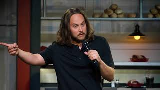 Zoltan Kaszas dishes out his first blessing - Dry Bar Comedy