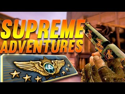 CS:GO - Sparkles SUPREME Adventures! #7