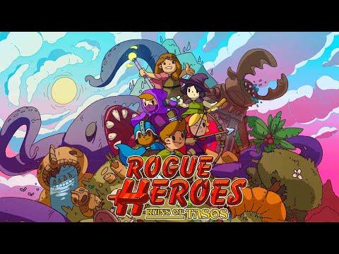 #1 GAME KO TRẢI NHIỆM  Rogue Heroes: Ruins of Tasos - FANTASY ADVENTURE CHĂNG :))) |