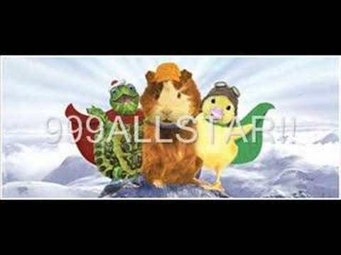 Youtube Wonderpets Ep. 1