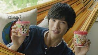 【日本廣告】福士蒼汰演技仍需努力,但他的美貌和笑容非常吸引相信無人...