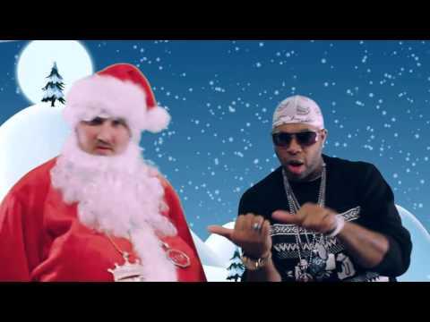 Santa Shuffle - DJ Mistletoe Luv & MC Kriz Kringle