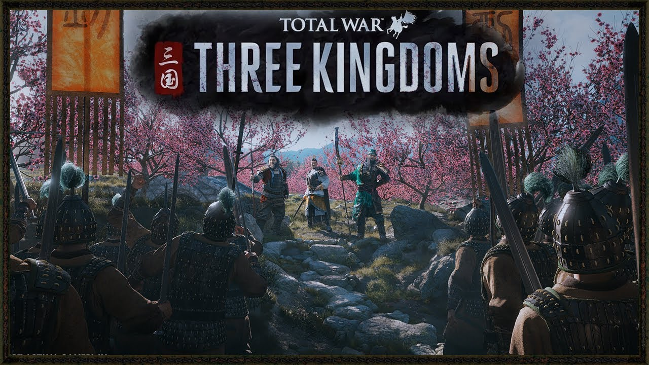 Total War: THREE KINGDOMS CHINA - Cinematic Trailer impressions ...
