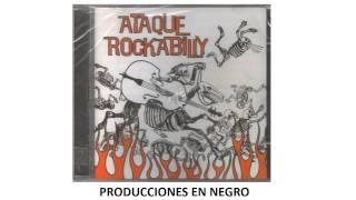"""7 Negro """"Noche de horror"""" ATAQUE ROCKABILLY Compilado Mexicano"""