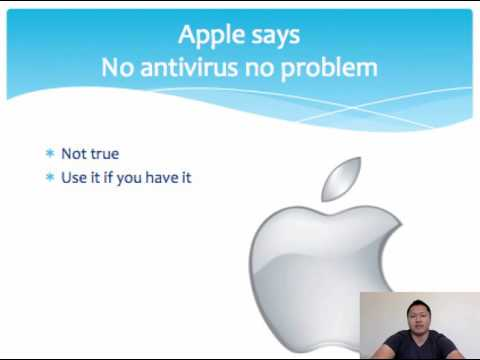 Mac Antivirus Video Presentation along with SOPHOS HOME demo