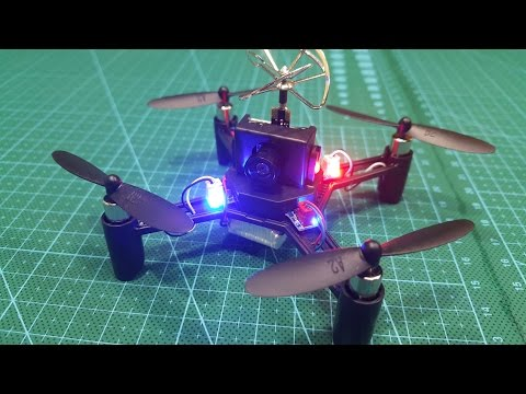 Assemble - DIY Drone Micro FPV Quadcopter DM002