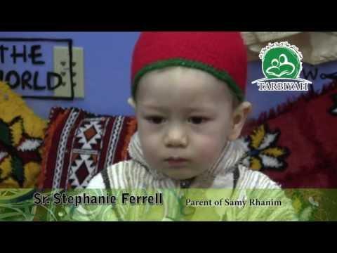 Stephanie - Samy's Mother (Tarbiyah Islamic School of Delaware)