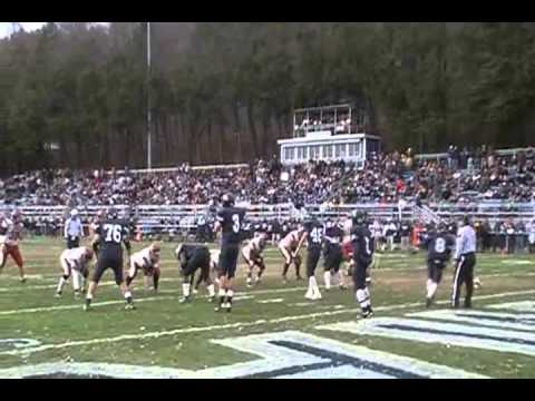 2010 NVL Football Championship - Naugatuck vs. Ansonia