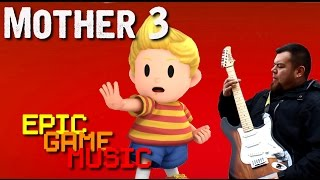 "Mother 3 ""Love Theme"" Music Video // Epic Game Music"