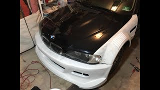 M3 GTR Build pt.1 - New car??