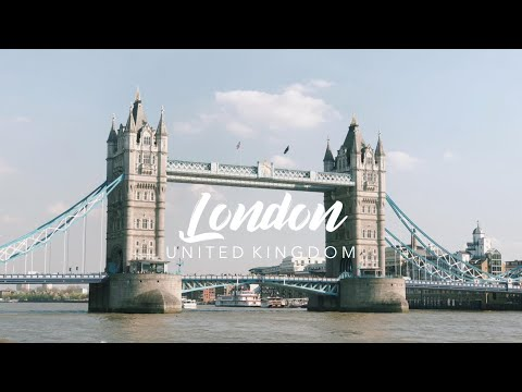 UNITED KINGDOM | Travel Diary |