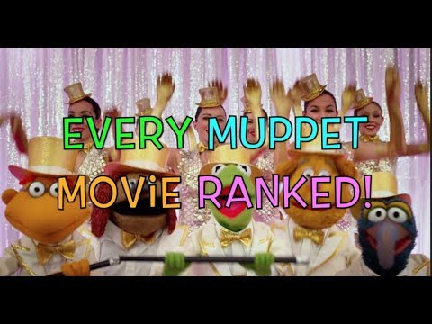 Every Muppet Movie RANKED!