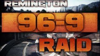 Black Ops 2: 96-9 Kills W/ Diamond Remington - English Commentary #2