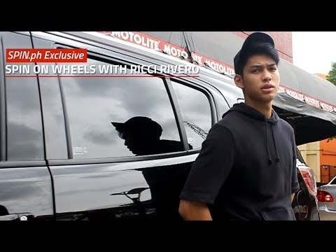 SPIN.ph Exclusive: Spin On Wheels With Ricci Rivero