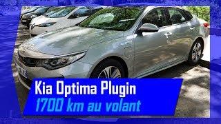 Essai Kia Optima Plugin (Hybride Rechargeable) : 1700 Km Au Volant - Hybrid Life