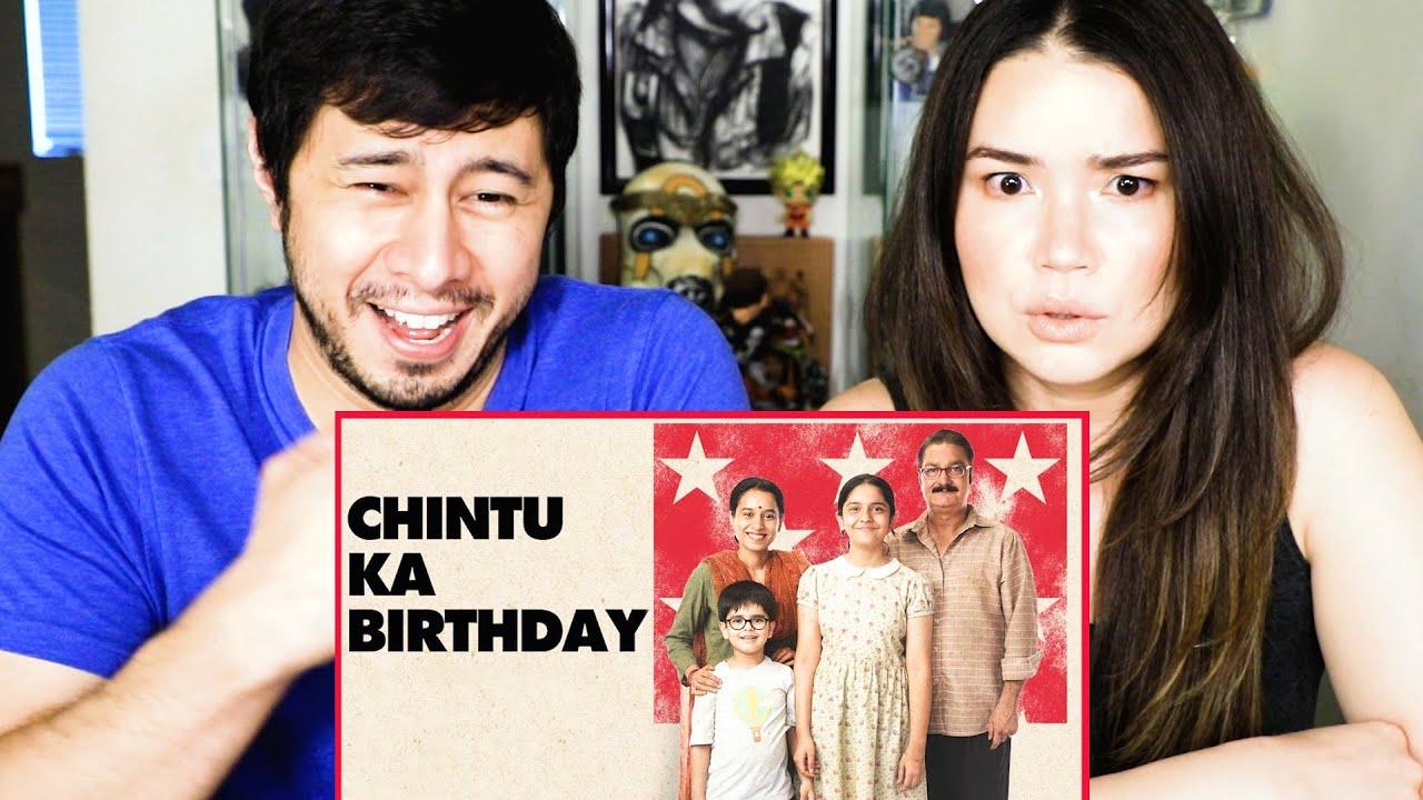 Chintu Ka Birthday Zee 5 Tanmay Bhat Vinay Pathak Trailer Reaction Jaby Koay Youtube