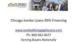 Chicago Jumbo Loan Mortgage 95%