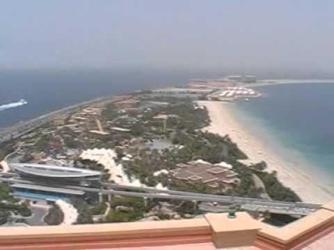 Dubai Atlantis Hotel The Palm auf der Palme Wasserpark Luxushotel