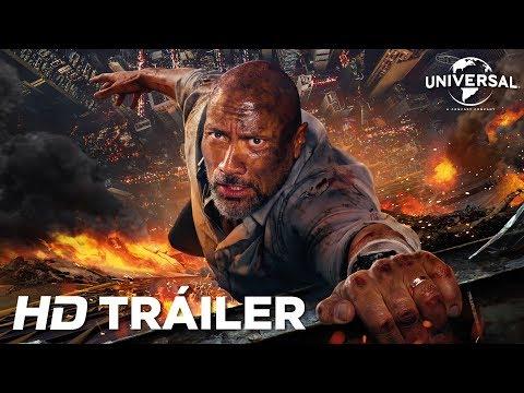 EL RASCACIELOS - Tráiler 2 (Universal Pictures) HD