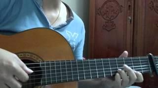 Tâm sự với người lạ guitar solo