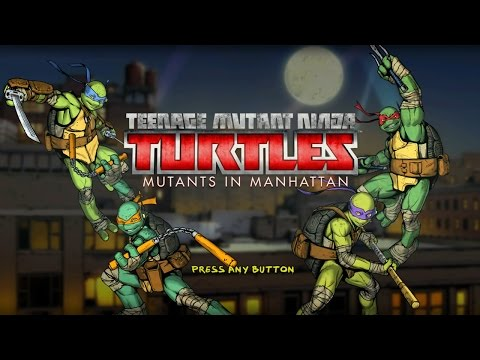 Teenage Mutant Ninja Turtles: Mutants in Manhattan - Bebop - Part 1 [Xbox One Gameplay]
