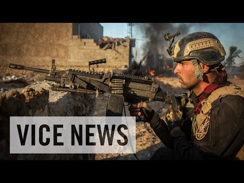 Fighting the Islamic State with Iraq's Golden Division: The