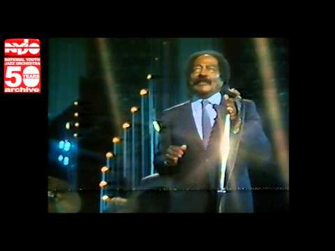 NYJO  1984 Live at City Hall Jimmy Witherspoon 2 'Stormy Monday'
