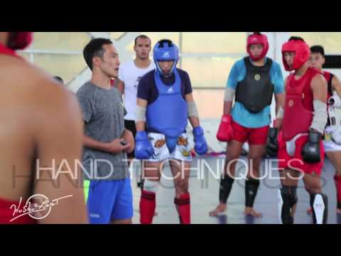 A SANDA SESSION WITH ZHANG FEI - Xian CHINA