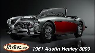 1961 Austin Healey 3000 Concours Restoration!  - MyRod.com