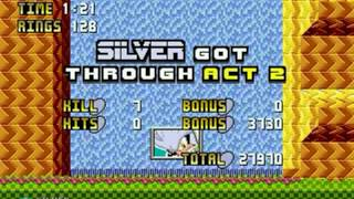 The S Factor: Sonia and Silver [SHC 2013 Version] (Genesis) - Longplay