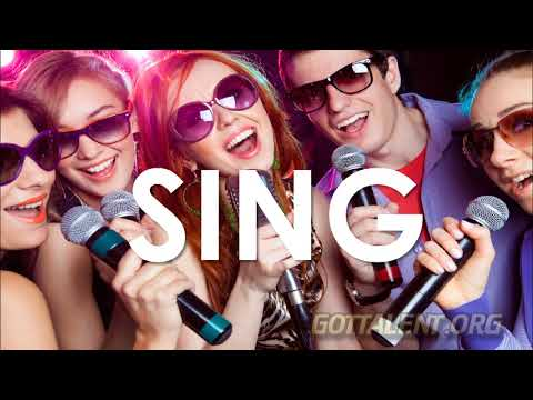 Singing karaoke can be a great income source for online entrepreneurs
