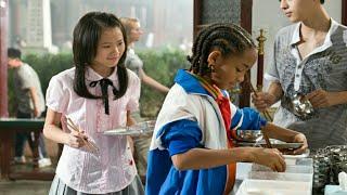 The karate kid (2010) Movie Explained In Hindi