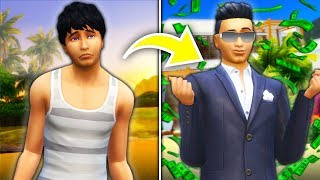 Poor To Rich | The Island Treasure: A Sims 4 Island Living Story