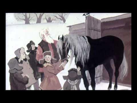 Растрепанный Воробей 1967 сказки Паустовского YouTube
