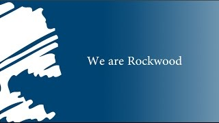 We are Rockwood with Jon Frank