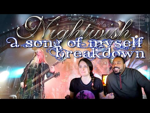 NIGHTWISH A Song Of Myself Reaction!!!