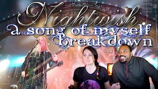 NIGHTWISH A Song Of Myself Reaction!!!