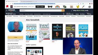 How To Increase Amazon Kindle Book, Paperback or Physical Product Sales With Video