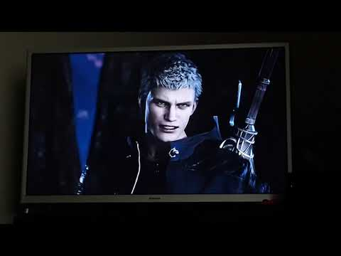 Download I'm already loving this game (devil may cry 5 part 1)