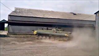 Форсаж.Танкистский дрифт.Подборка дрифта на танках,бтр и бмп 2015