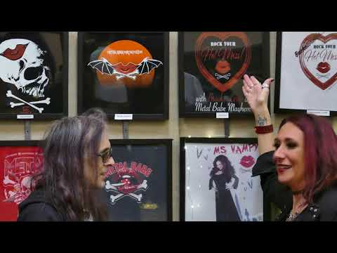 THE METAL BABE INTERVIEW  BUZZTV: SEASON 8 EPISODE 2
