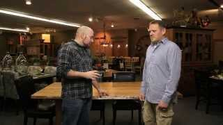 Walnut Creek Furniture | Live Edge Tables
