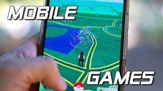 Eine handvoll MOBILE GAMES, die ich tatsächlich mag! 📱